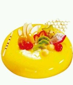 Designed Fruit Cake