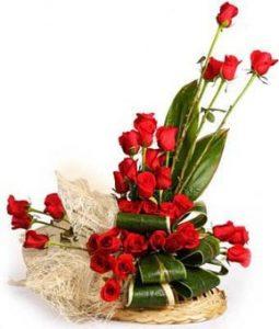 Lovely Rose Arrangement