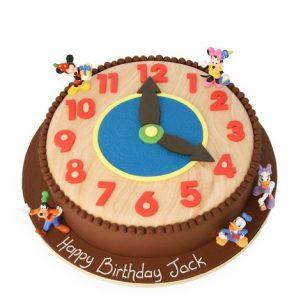 Watch Cake
