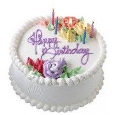White Delight Cake