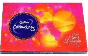 Cadbury celebrations - small