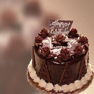 Special Design Chocolate Cake