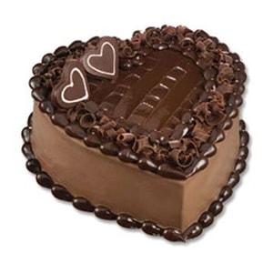 Heartwarming Chocolate cake