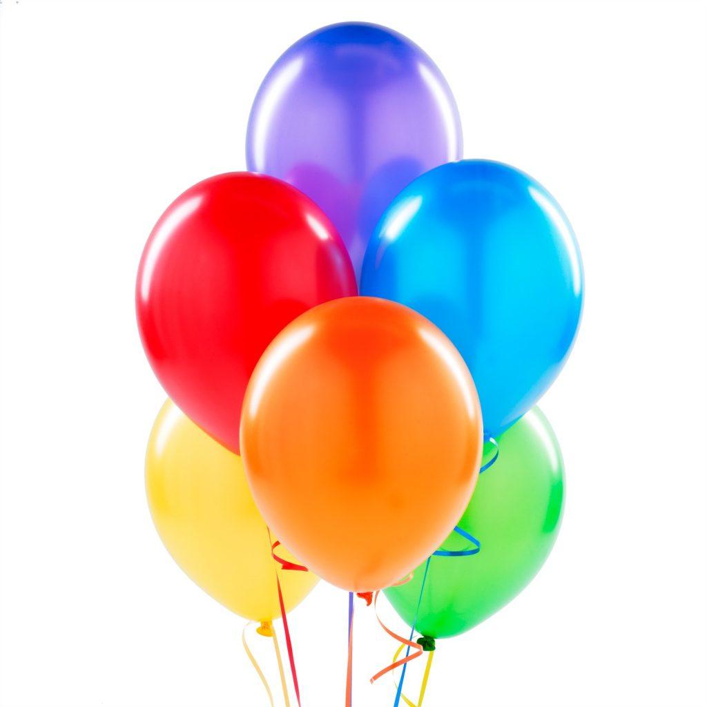Birthday Balloons Pack