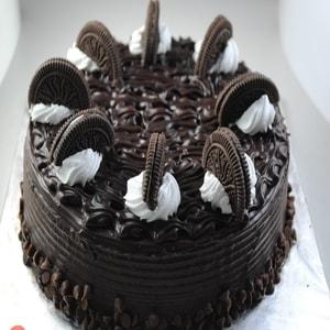 Swiss Oreo Chocolate Cake
