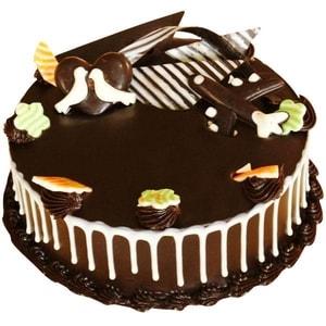 The Dramatic Choco Cake