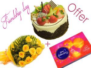 friendship day cakes online