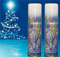 Birthday Snow Spray - Single