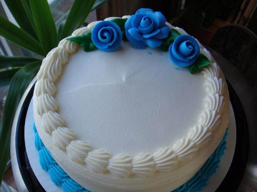 Butterscotch New year cake