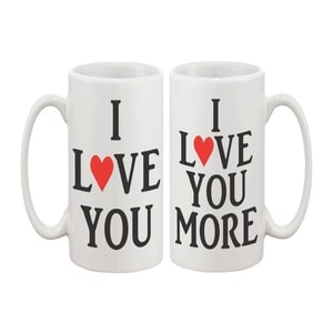 Valentine's Photo Mugs