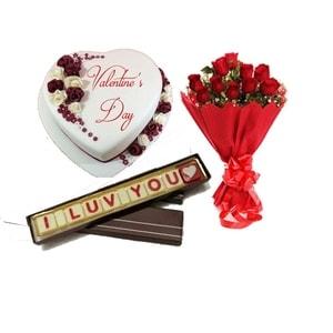 Happy Valentines day combo