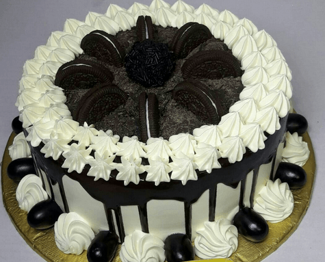 Blackforest Heaven Cake