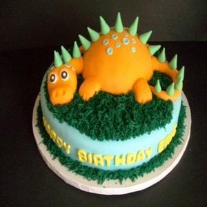 .Dinosaur Cake - 2kgs