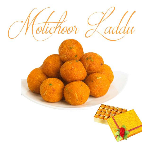 Motichur Laddu