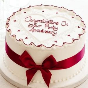 Pretty Designed Cake