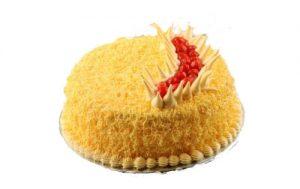 Butterscotch Cherry Cake