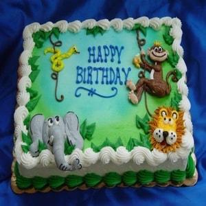 Animal Cake online