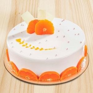 Fabulous Orange Fruit cake