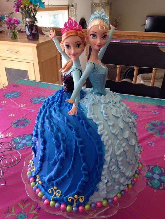 Sister barbie Cakes online