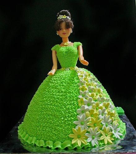 Barbie Cakes Hyderabad