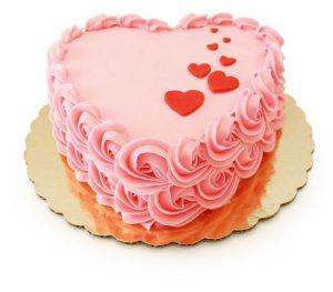 Precious Valentine Cake