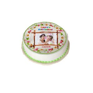 Delicious Photo cake