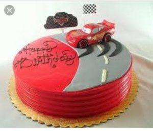 Beautiful kids cake