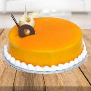 Mango Eggless cake