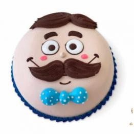 Funny Father Cake