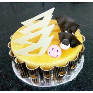 Epic Choco Strips Cake