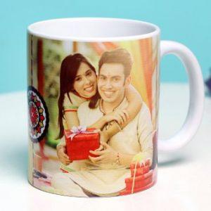 Brother and sister mug