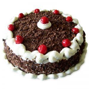 Dark Forest Chocolate Cake