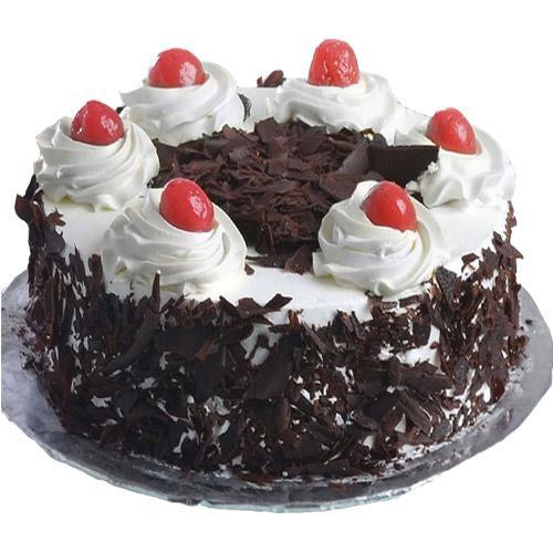 Lovely Black Forest Cake