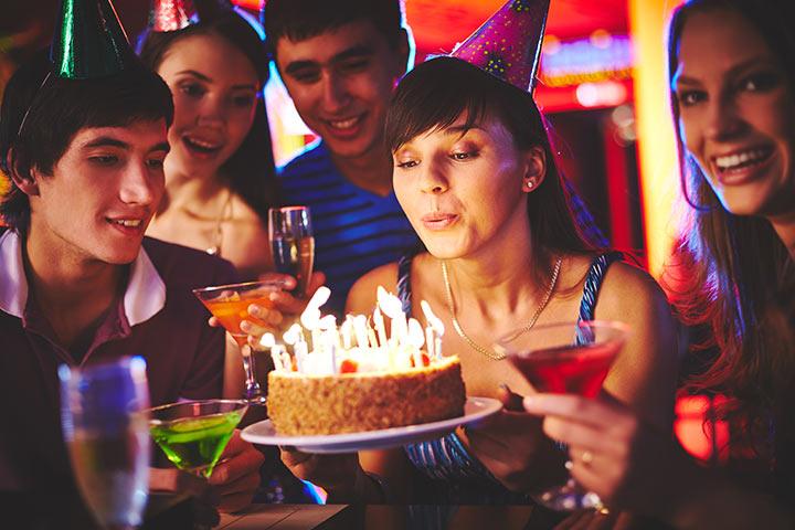 Birthday cakes online