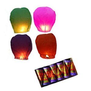 Hot air balloons latent