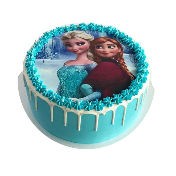 Sister Photo Cake