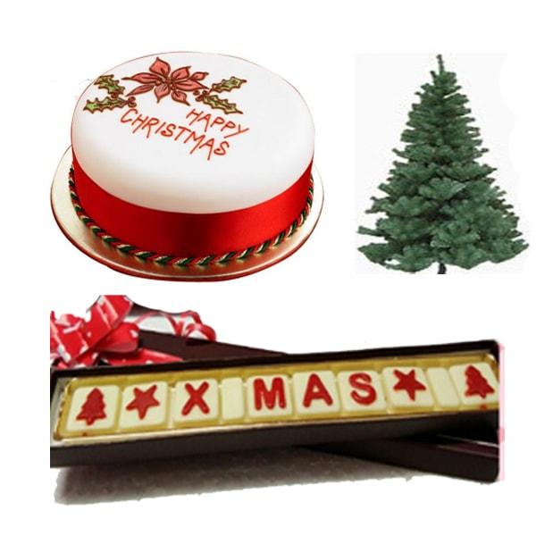 Christmas cakes Hamper