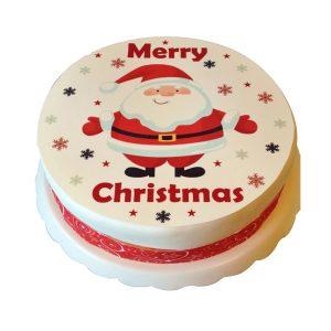 Santa cakes online