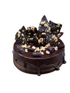 Nuts yummy Chocolate Cake