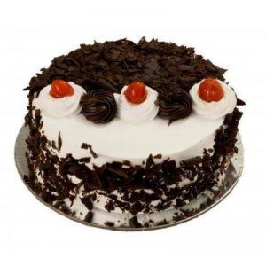 Delicious dark Forest cake